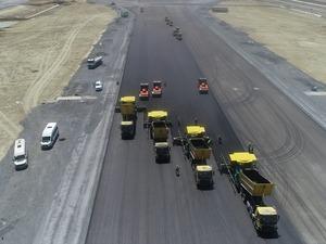 İstanbul Havalimanı'nda 3. pist hazırlıkları sürüyor
