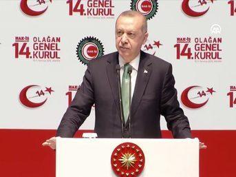 Cumhurbaşkanı Erdoğan'dan önemli faiz açıklaması