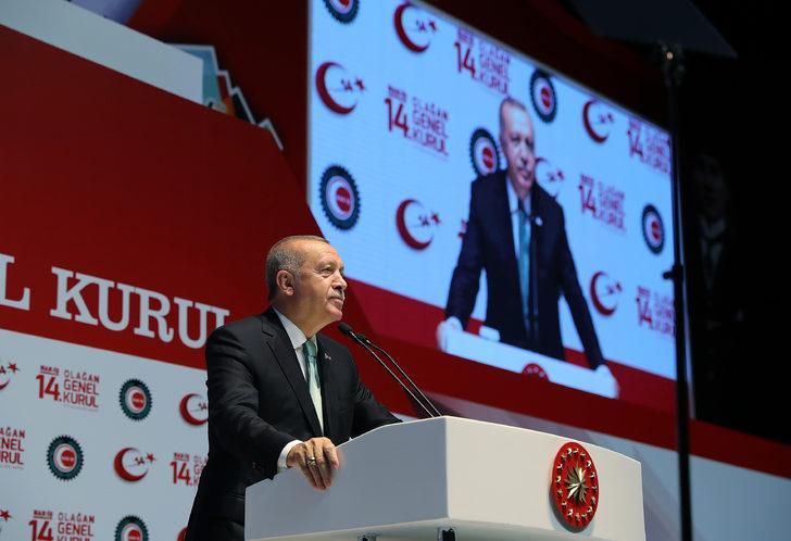 Erdoğan: Bundan sonra Merkez Bankası ekonomi programımıza çok güçlü destek verecek