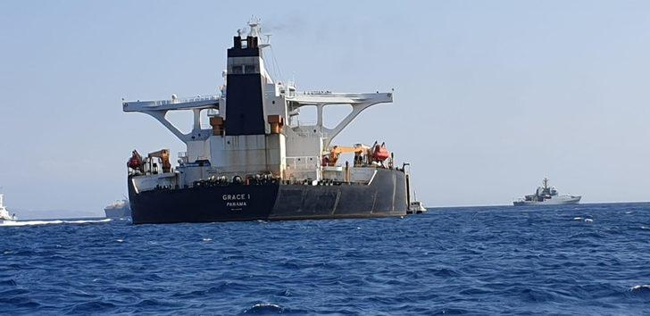 Körfez'de gerilim tırmandı! Petrol tankerini durdurmaya çalıştı