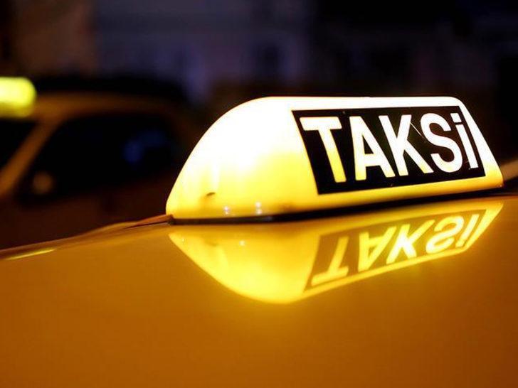 İstanbul'da taksici dehşeti! Turist kadını darp etti