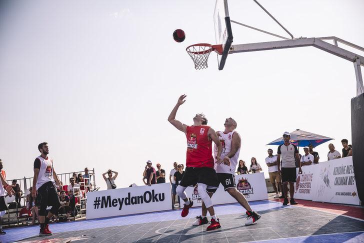 Dünyanın en iyi 8 sokak basketbolu sahası