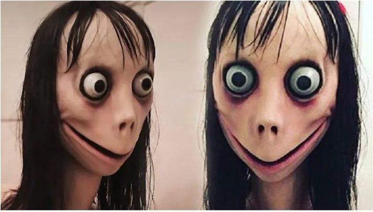 Ölümcül oyun Momo'nun filmi geliyor