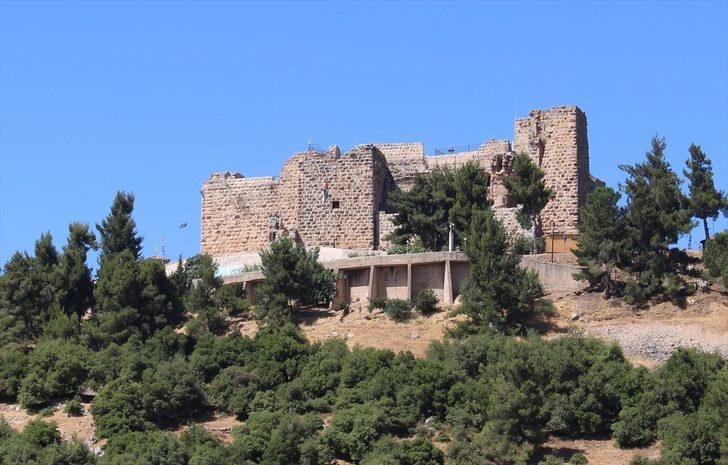 Ürdün'ün Haçlılar'a direnen kalesi: Aclun