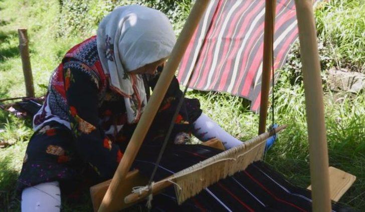 Karadenizli kadınlar belgeselde boy gösterdi