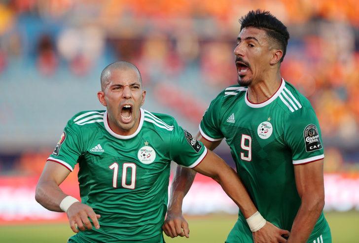 Fildişi Sahili 1 - 1 Cezayir (Afrika Uluslar Kupası)