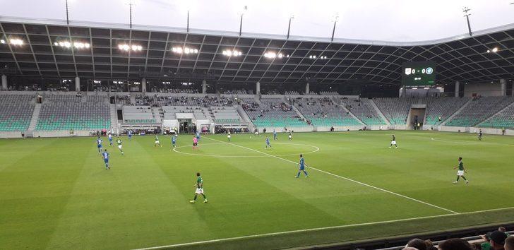 Olimpija Ljubljana 2 - 3 Rigas