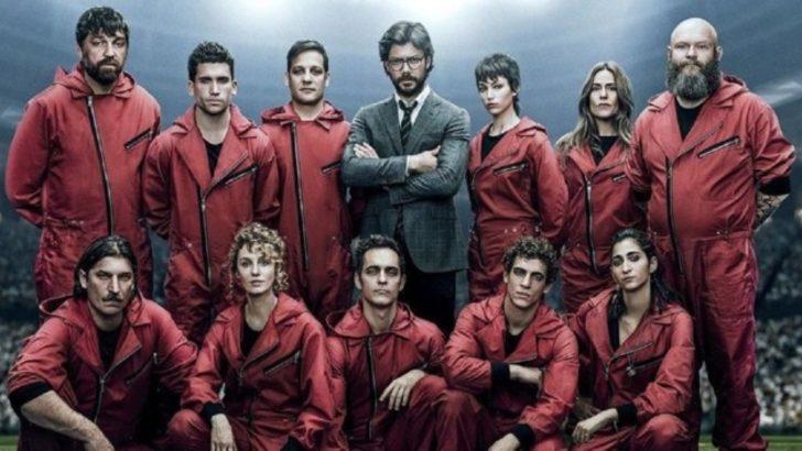 La Casa De Papel'e yeni sezonda hangi oyuncular katıldı? İşte 3. sezon oyuncu kadrosu