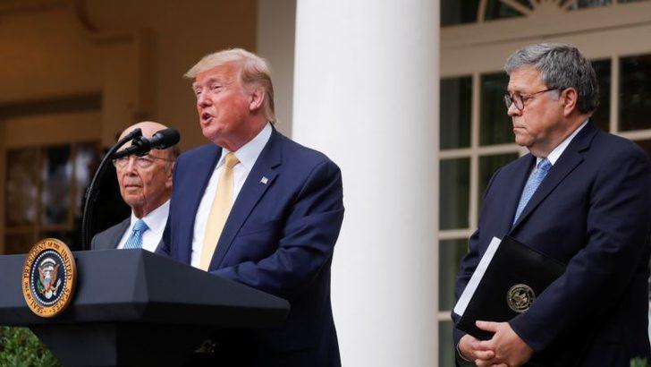 Trump 'Vatandaşlık Sorusu'ndan Geri Adım Attı