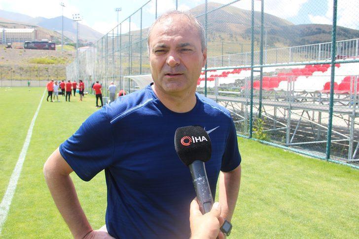 Erkan Sözeri: Zirveye ve hedefe oynayacağımızdan herkes emin olsun