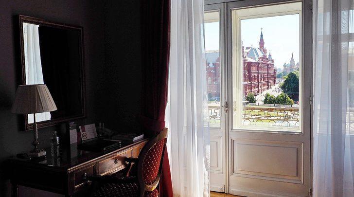 Rus hostesin otel kaçamağında korkunç son!