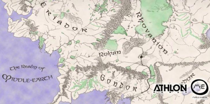 Amazon Lord of the Rings dünyasına da el atıyor
