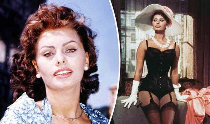 Sophia Loren sinemaya geri dönüyor