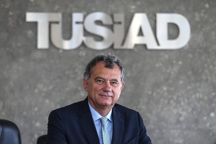 TÜSİAD Başkanı Simone Kaslowski'den enflasyon açıklaması