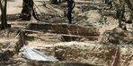 İznik'te yeni bulunan lahit büyük heyecan yarattı