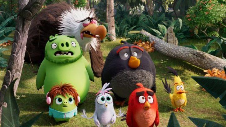 Angry Birds yıldızları eyleme çağırıyor