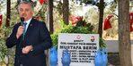 15 Temmuz Şehidi Özel Harekat Polis Memuru Serin mezarı başında anıldı