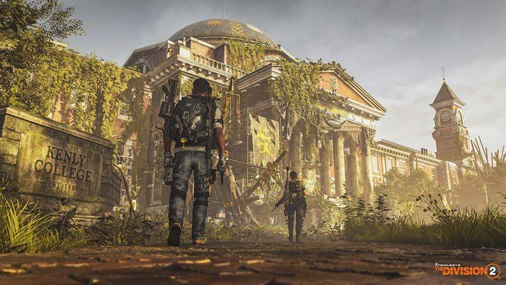 Tom Clancy's The Division 2'ye ücretsiz DLC geliyor