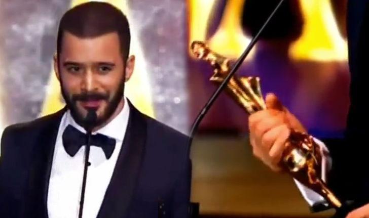 Barış Arduç'a Lübnan'da büyük ödül!