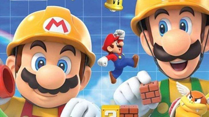 Super Mario Maker 2 ile herkes oyun tasarımcısı oldu