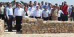 Suriye sınırında tarihe ışık tutacak antik kentin ilk etabı görücüye çıktı