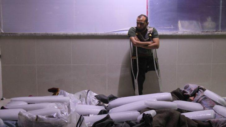 İdlib'de Hava Saldırılarında Sivil Can Kayıpları Artıyor
