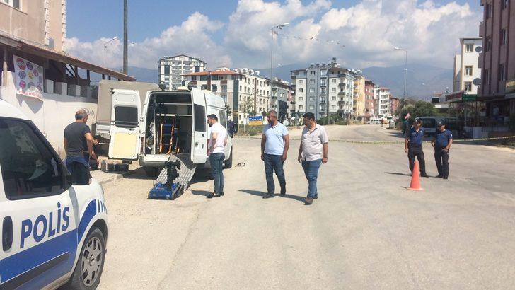 Hatay'daki şüpheli paketten kadın çantası çıktı