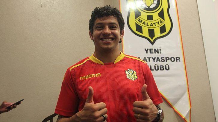 Yeni Malatyaspor, Guilherme ile yeniden anlaştı