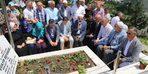 15 Temmuz şehidi Şuayip Sefereroğlu kabri başında anıldı