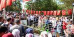 Ömer Halisdemir'in mezarına ziyaretçi akını (2)