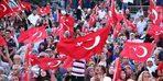 Aksaray'da '15 Temmuz Demokrasi ve Milli Birlik Günü' anıldı