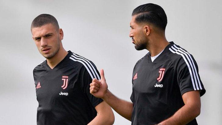 Juventus'tan Merih Demiral için Milan'a ret