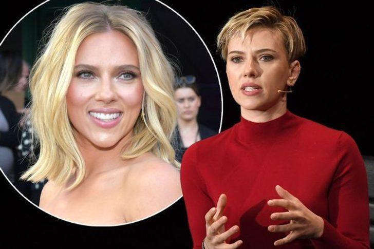 Scarlett Johansson'dan isyana sert tepki