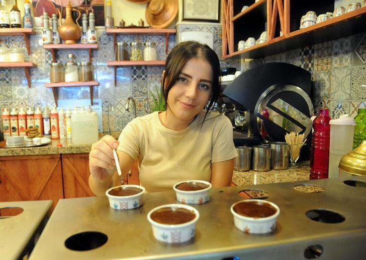 13 farklı tat, tek kahvede