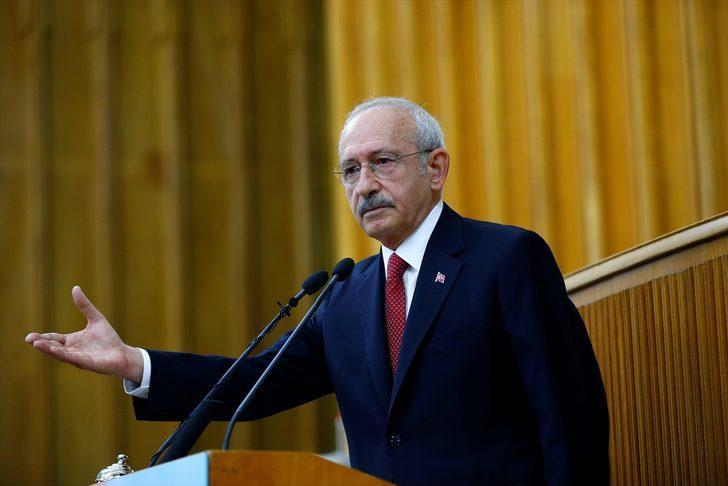 Kılıçdaroğlu'ndan AB'nin Türkiye'ye yaptırım kararına sert tepki