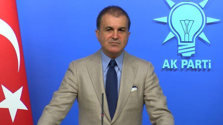 AK Parti'li Çelik: AB yaptırımlarının Türkiye'ye etkisi olmayacak