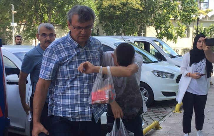 GÜNCELLEME - Samsun'da parkta bulduğu silahla annesini kazara yaraladığı iddiası