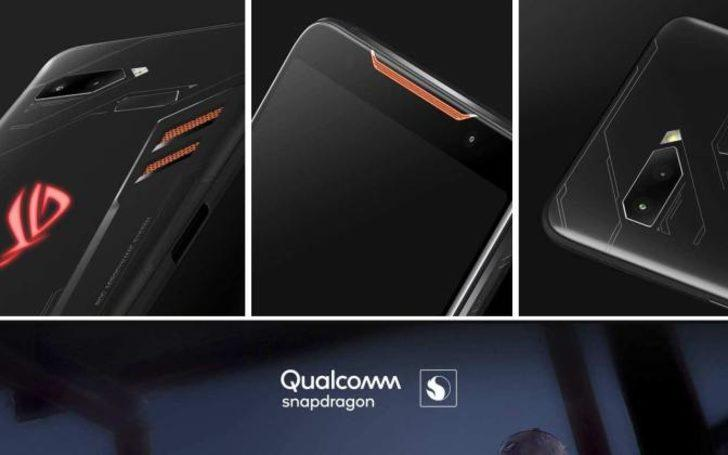 Asus ROG Phone 2, SD855 Plus kullanan ilk telefon olacak