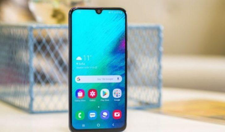 Samsung Pay A40 modelinde kullanılabilecek