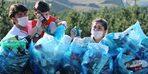 Erzurumlu çiftten örnek 'çevre temizliği'