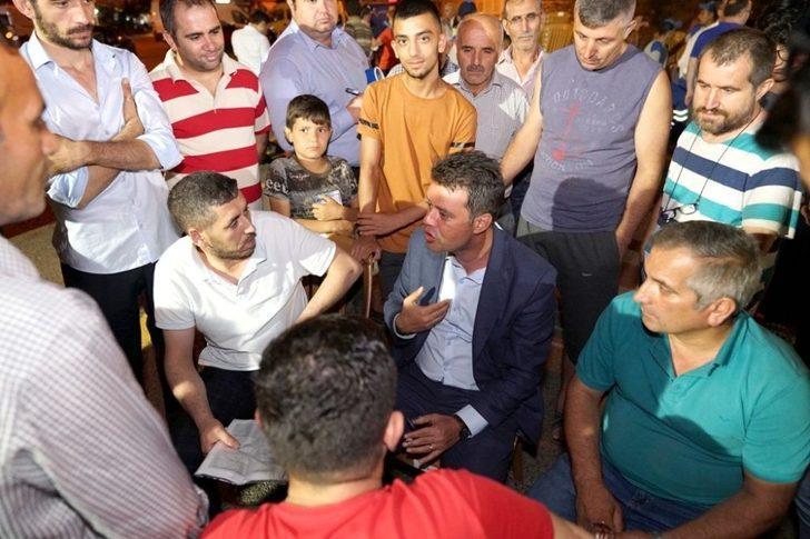 Başkan Sarıkurt Nusratiye Mahallesi sakinleri ile buluşacak