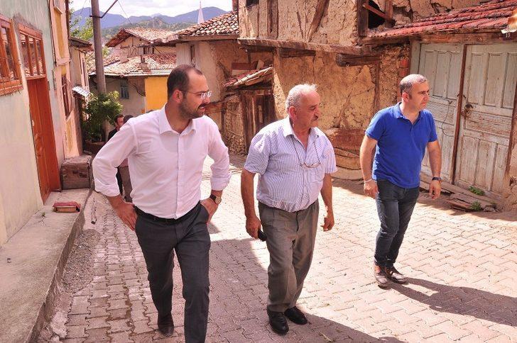 Başkan Kavaklıgil mahalle gezilerine başladı