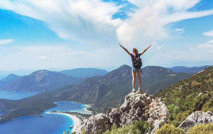 Ekstream spor tutkunları Fethiye'ye hayran kalacaksınız
