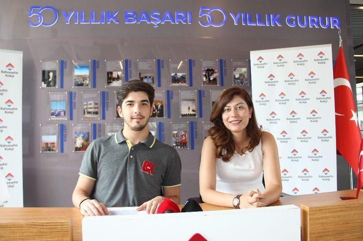 2019 YKS 1.'si İzmir'den