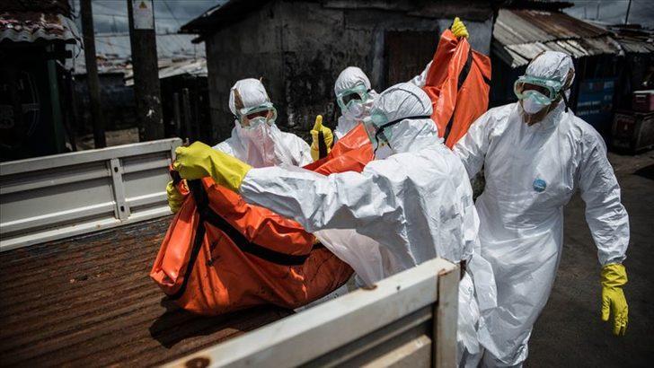 Demokratik Kongo Cumhuriyeti'nde ebola paniği