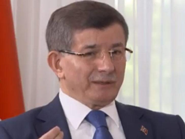 Ahmet Davutoğlu'ndan 'pelikan bildirisi' açıklaması