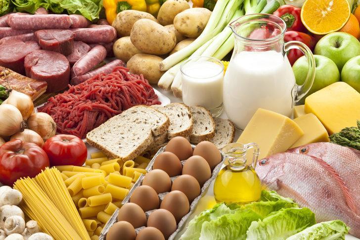 Protein eksikliğine karşı ne yemeli?