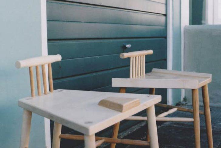 Erkeklerin 'yayılarak oturmasını engelleyen' sandalye tasarımına ödül