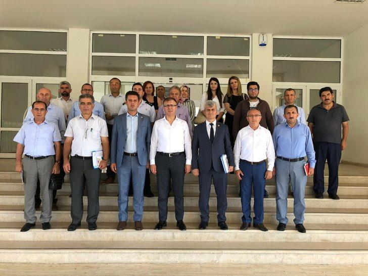 Çorlu'da ilçe koordinasyon toplantısı yapıldı