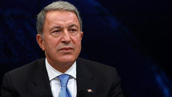 Son dakika: Milli Savunma Bakanı Hulusi Akar'dan F-35 kararı açıklaması